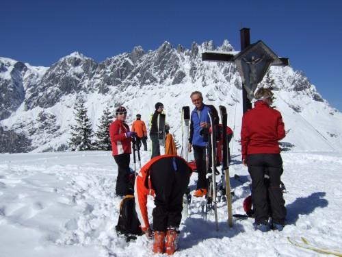 Foto: hofchri / Ski Tour / Hochkeil (1782m) vom Arthurhaus / 21.12.2008 11:09:03