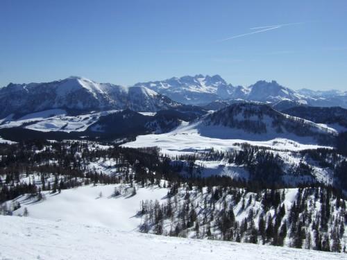 Foto: hofchri / Ski Tour / Pitschenberg (1720m) und Labenberg (1642m) von der Postalm / 21.12.2008 13:33:06
