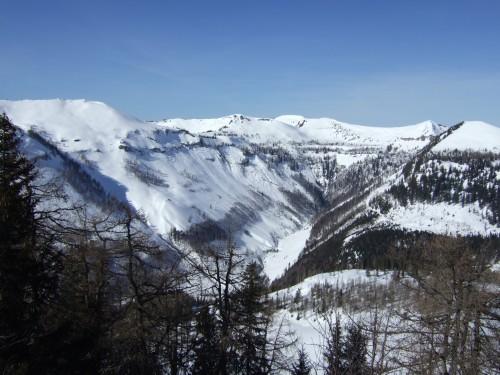 Foto: hofchri / Ski Tour / Pitschenberg (1720m) und Labenberg (1642m) von der Postalm / 21.12.2008 13:33:13