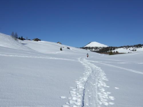 Foto: hofchri / Ski Tour / Pitschenberg (1720m) und Labenberg (1642m) von der Postalm / 21.12.2008 13:32:16