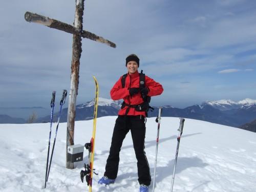 Foto: hofchri / Ski Tour / Pitschenberg (1720m) und Labenberg (1642m) von der Postalm / 21.12.2008 13:32:50