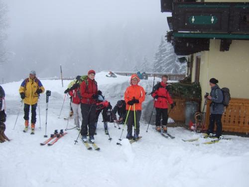 Foto: hofchri / Ski Tour / First (Gamsridl, 1900 m) von Elmau über Widdersbergalm / 23.12.2008 12:20:46