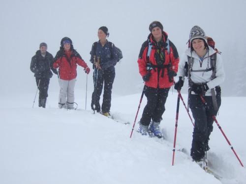 Foto: hofchri / Ski Tour / First (Gamsridl, 1900 m) von Elmau über Widdersbergalm / 23.12.2008 12:20:58