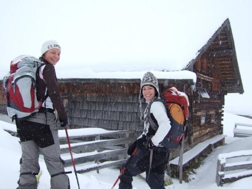 Foto: hofchri / Ski Tour / First (Gamsridl, 1900 m) von Elmau über Widdersbergalm / 23.12.2008 12:21:10