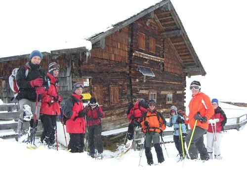 Foto: hofchri / Ski Tour / First (Gamsridl, 1900 m) von Elmau über Widdersbergalm / 23.12.2008 12:21:27