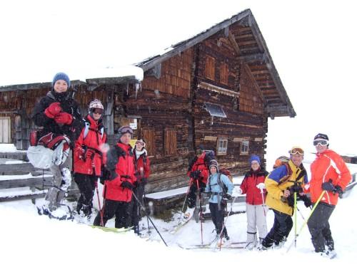 Foto: hofchri / Ski Tour / First (Gamsridl, 1900 m) von Elmau über Widdersbergalm / 23.12.2008 12:21:48