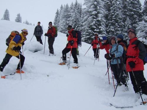 Foto: hofchri / Ski Tour / First (Gamsridl, 1900 m) von Elmau über Widdersbergalm / 23.12.2008 12:22:00