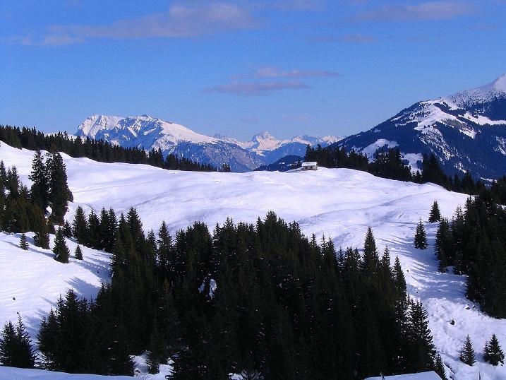 Foto: Andreas Koller / Ski Tour / Aus dem Val Lumnezia auf den Piz Sezner (2309m) / 08.01.2009 22:05:23