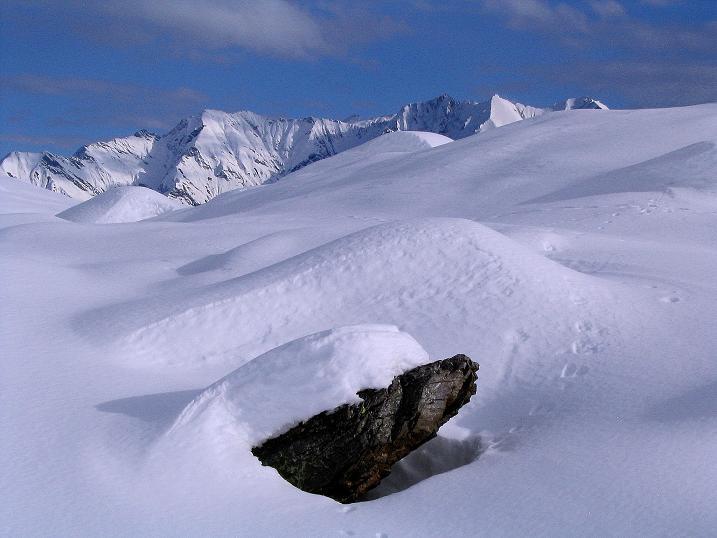 Foto: Andreas Koller / Ski Tour / Aus dem Val Lumnezia auf den Piz Sezner (2309m) / 08.01.2009 22:03:39