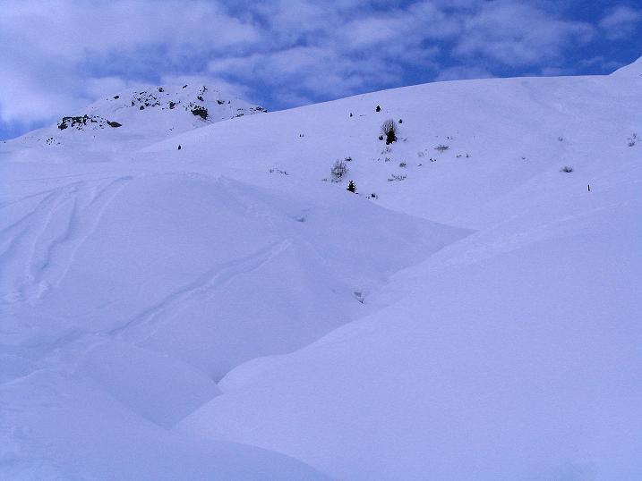 Foto: Andreas Koller / Ski Tour / Aus dem Val Lumnezia auf den Piz Sezner (2309m) / 08.01.2009 22:02:13