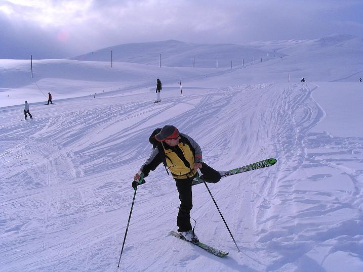 Foto: Andreas Koller / Ski Tour / Aus dem Val Lumnezia auf den Piz Sezner (2309m) / 08.01.2009 22:01:13