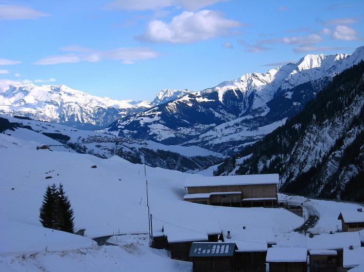 Foto: Andreas Koller / Ski Tour / Piz da Vrin (2563m) / 09.01.2009 00:30:59