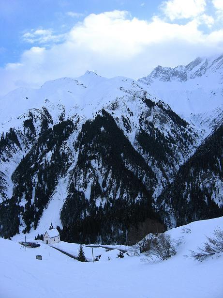 Foto: Andreas Koller / Ski Tour / Piz da Vrin (2563m) / 09.01.2009 00:30:50