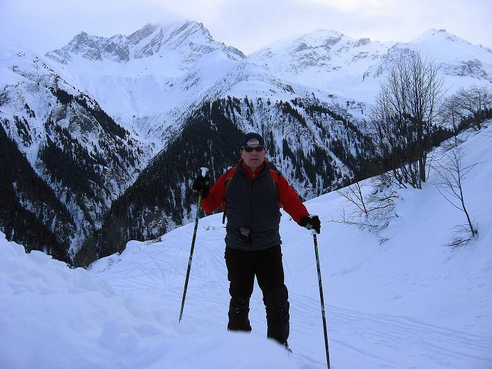Foto: Andreas Koller / Ski Tour / Piz da Vrin (2563m) / 09.01.2009 00:30:44