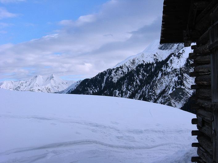 Foto: Andreas Koller / Ski Tour / Piz da Vrin (2563m) / 09.01.2009 00:30:38