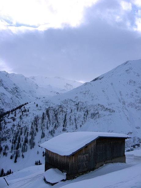 Foto: Andreas Koller / Ski Tour / Piz da Vrin (2563m) / 09.01.2009 00:30:24
