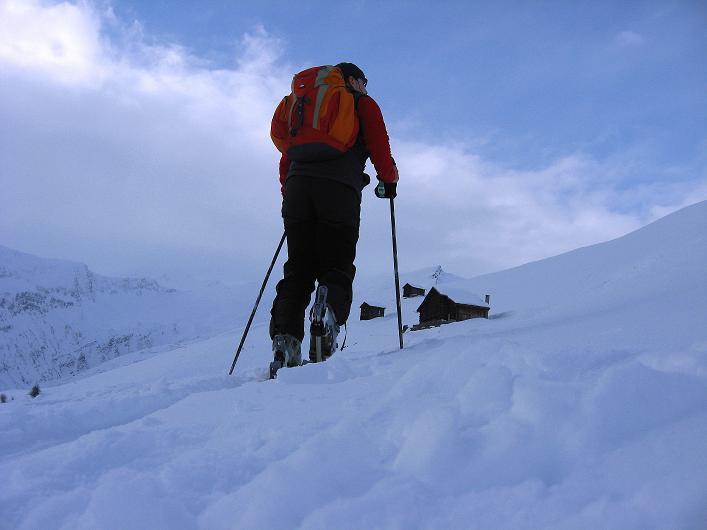 Foto: Andreas Koller / Ski Tour / Piz da Vrin (2563m) / 09.01.2009 00:30:18