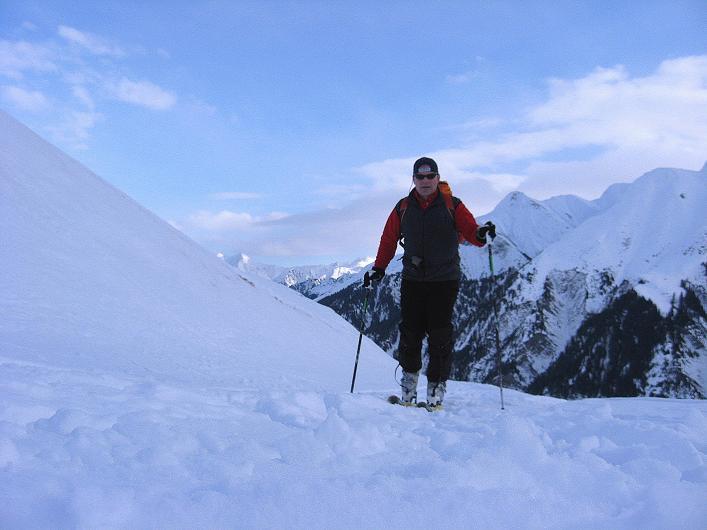 Foto: Andreas Koller / Ski Tour / Piz da Vrin (2563m) / 09.01.2009 00:30:12