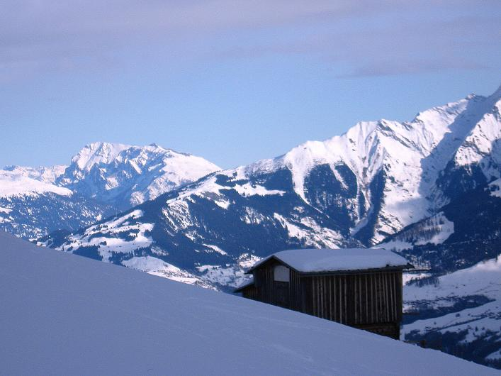 Foto: Andreas Koller / Ski Tour / Piz da Vrin (2563m) / Glarner Alpen / 09.01.2009 00:29:58