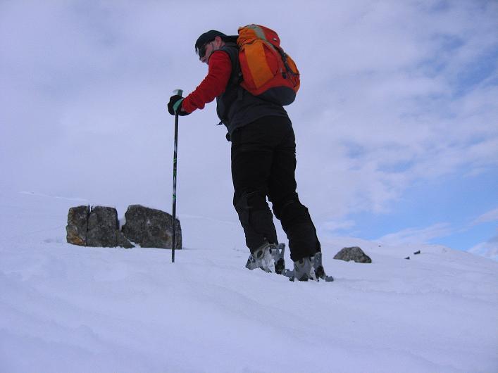 Foto: Andreas Koller / Ski Tour / Piz da Vrin (2563m) / 09.01.2009 00:29:28