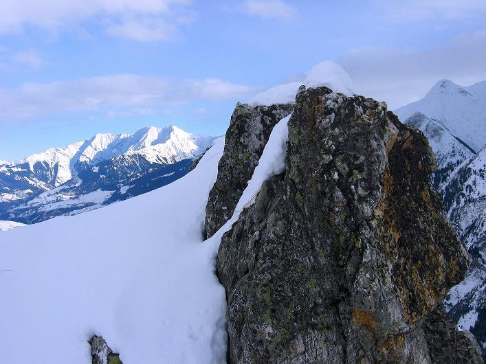 Foto: Andreas Koller / Ski Tour / Piz da Vrin (2563m) / 09.01.2009 00:29:21