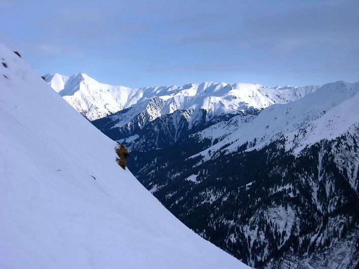 Foto: Andreas Koller / Ski Tour / Piz da Vrin (2563m) / 09.01.2009 00:29:08
