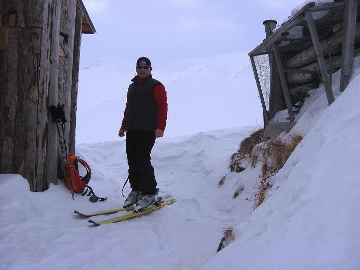 Foto: Andreas Koller / Ski Tour / Piz da Vrin (2563m) / 09.01.2009 00:28:54