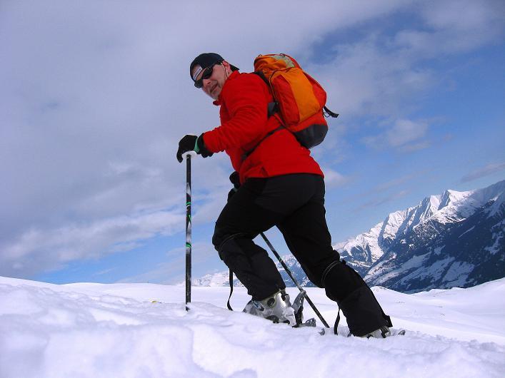 Foto: Andreas Koller / Ski Tour / Piz da Vrin (2563m) / 09.01.2009 00:26:57