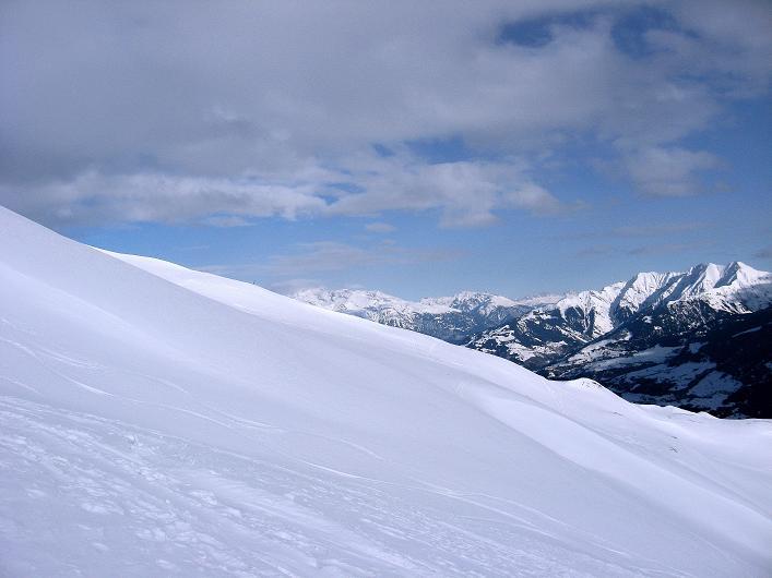 Foto: Andreas Koller / Ski Tour / Piz da Vrin (2563m) / 09.01.2009 00:26:51