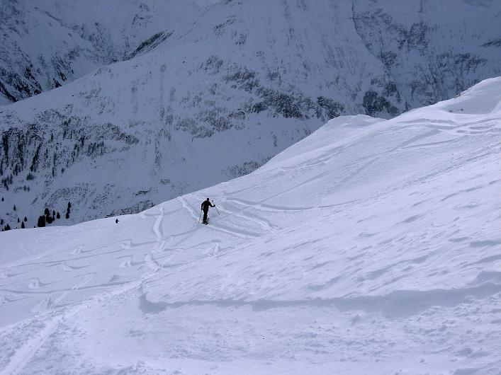 Foto: Andreas Koller / Ski Tour / Piz da Vrin (2563m) / 09.01.2009 00:25:33