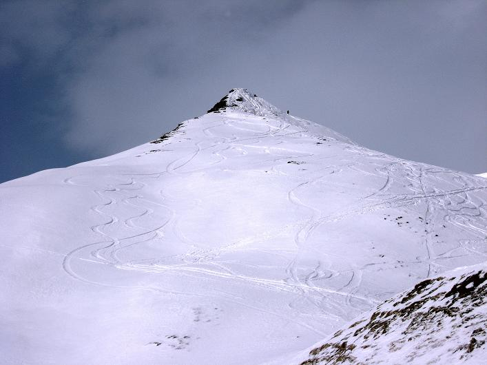 Foto: Andreas Koller / Ski Tour / Piz da Vrin (2563m) / Piz da Vrin / 09.01.2009 00:25:26