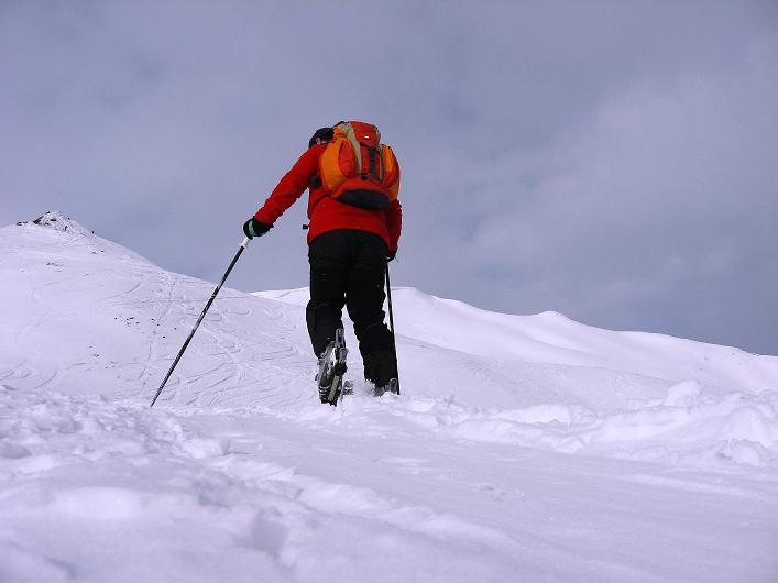 Foto: Andreas Koller / Ski Tour / Piz da Vrin (2563m) / 09.01.2009 00:25:14