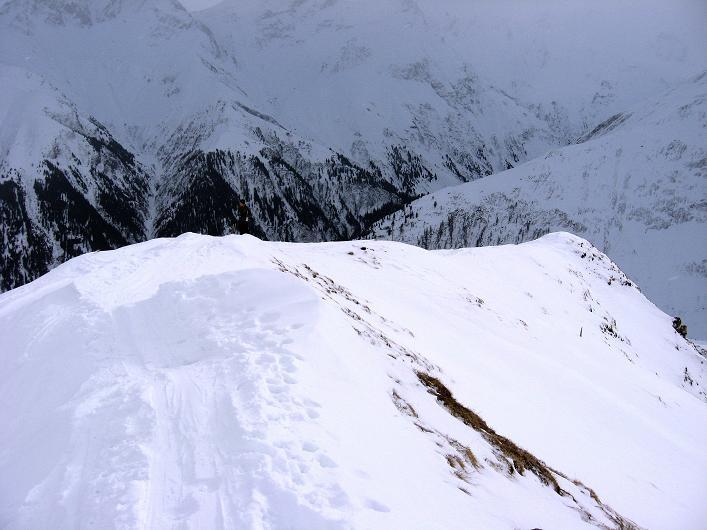 Foto: Andreas Koller / Ski Tour / Piz da Vrin (2563m) / 09.01.2009 00:25:06