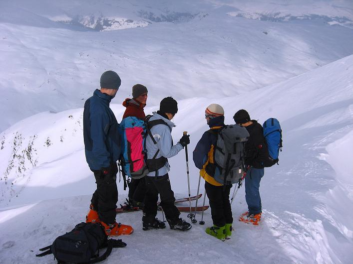 Foto: Andreas Koller / Ski Tour / Piz da Vrin (2563m) / 09.01.2009 00:21:38
