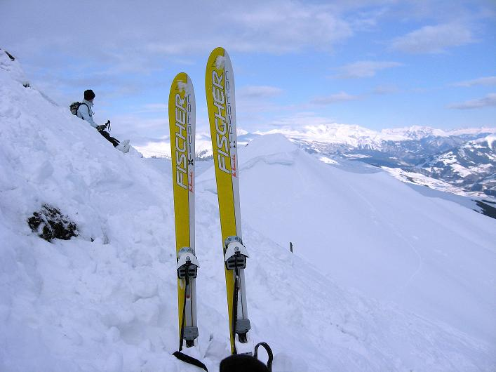 Foto: Andreas Koller / Ski Tour / Piz da Vrin (2563m) / 09.01.2009 00:20:50