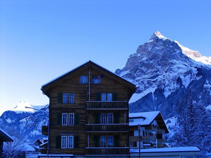 Foto: Andreas Koller / Ski Tour / Von der Engstligenalp auf das Chindbettihorn (2691m) / Kandersteg / 09.01.2009 23:51:12