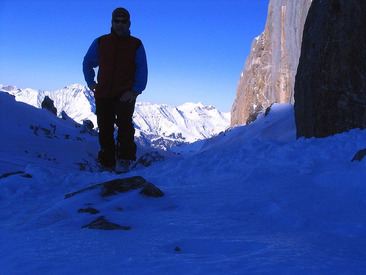 Foto: Andreas Koller / Ski Tour / Von der Engstligenalp auf das Chindbettihorn (2691m) / 09.01.2009 23:48:25