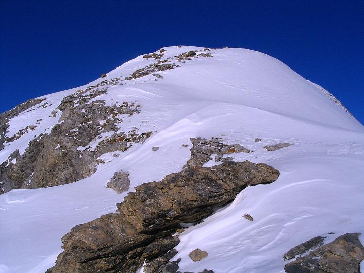 Foto: Andreas Koller / Ski Tour / Von der Engstligenalp auf das Chindbettihorn (2691m) / 09.01.2009 23:47:45