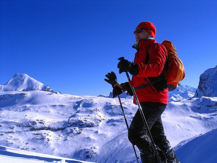 Foto: Andreas Koller / Ski Tour / Von der Engstligenalp auf das Chindbettihorn (2691m) / 09.01.2009 23:47:38