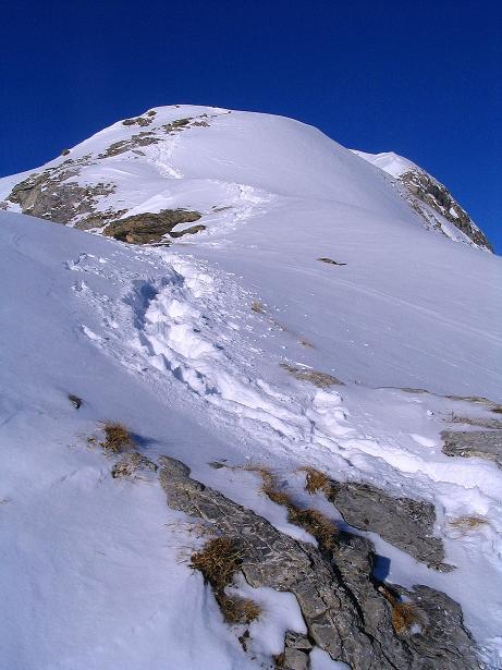 Foto: Andreas Koller / Ski Tour / Von der Engstligenalp auf das Chindbettihorn (2691m) / 09.01.2009 23:40:45