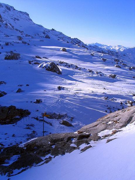 Foto: Andreas Koller / Ski Tour / Von der Engstligenalp auf das Chindbettihorn (2691m) / 09.01.2009 23:39:27