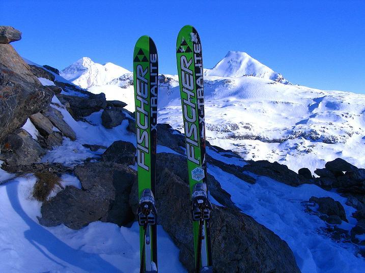Foto: Andreas Koller / Ski Tour / Von der Engstligenalp auf das Chindbettihorn (2691m) / 09.01.2009 23:38:53