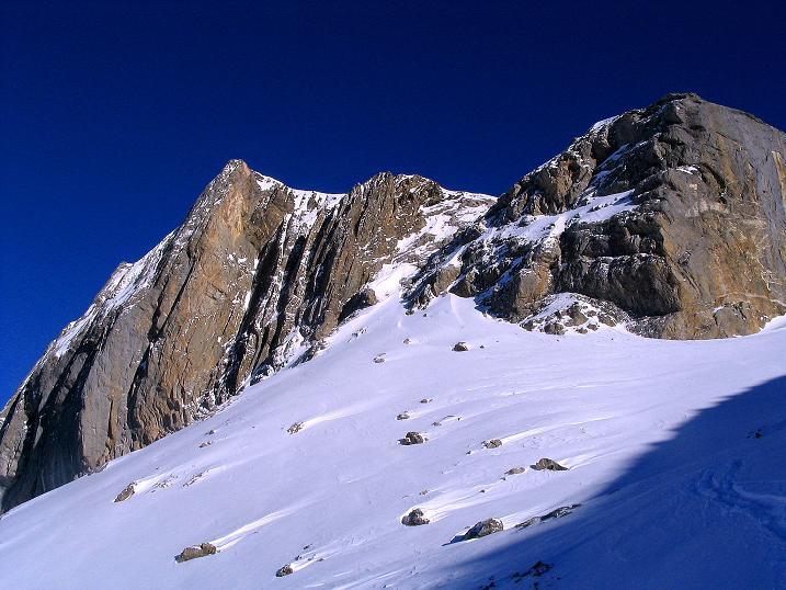 Foto: Andreas Koller / Ski Tour / Von der Engstligenalp auf das Chindbettihorn (2691m) / Chindbettihorn / 09.01.2009 23:38:35