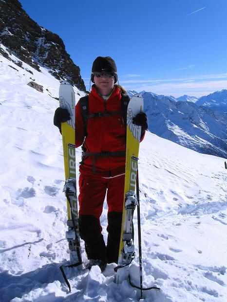 Foto: Andreas Koller / Ski Tour / Von der Lauchernalp aufs Hockenhorn (3293m) / 12.01.2009 19:33:12