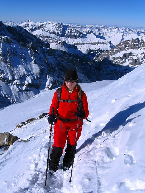 Foto: Andreas Koller / Ski Tour / Von der Lauchernalp aufs Hockenhorn (3293m) / 12.01.2009 19:33:02