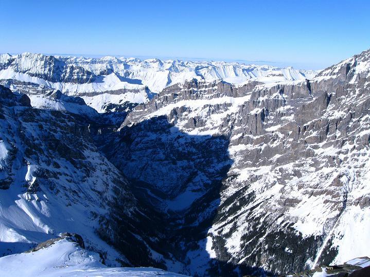 Foto: Andreas Koller / Ski Tour / Von der Lauchernalp aufs Hockenhorn (3293m) / Berner Voralpen / 12.01.2009 19:31:47