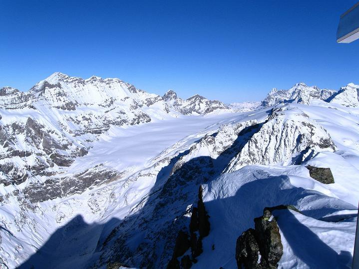 Foto: Andreas Koller / Ski Tour / Von der Lauchernalp aufs Hockenhorn (3293m) / Blümlisalp / 12.01.2009 19:29:38