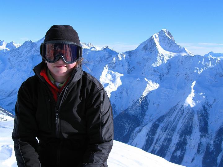 Foto: Andreas Koller / Ski Tour / Von der Lauchernalp aufs Hockenhorn (3293m) / 12.01.2009 19:29:09