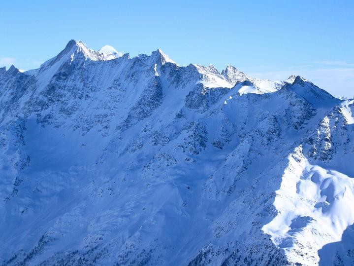 Foto: Andreas Koller / Ski Tour / Von der Lauchernalp aufs Hockenhorn (3293m) / Herz der Berner Alpen / 12.01.2009 19:24:41