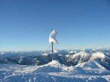 Foto: Ötschertrekker / Schneeschuh Tour / Großer Ötscher mit Schneeschuhen / Gipfel Grosser Ötscher / 09.01.2009 20:09:35